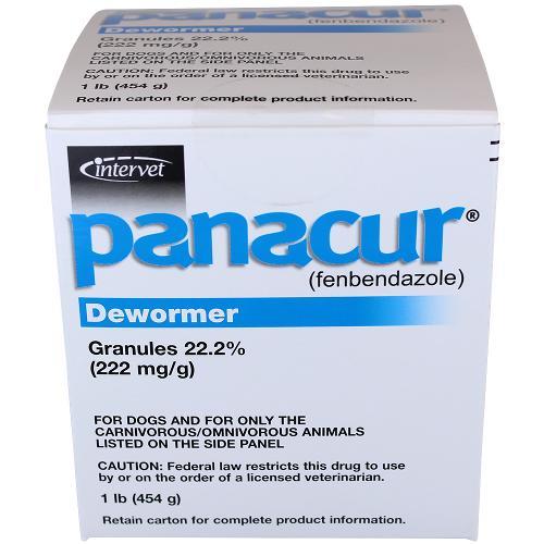Panacur Granules