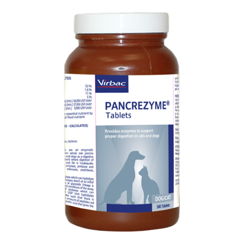 Pancrezyme® Tablet