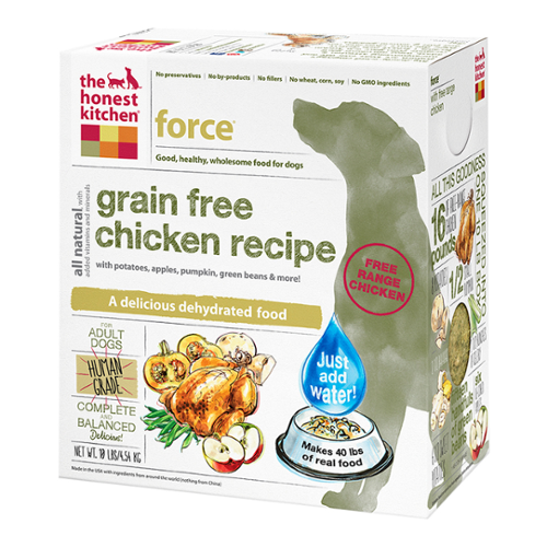 The Honest Kitchen® Force Dehydrated Grain-Free Food for Dogs