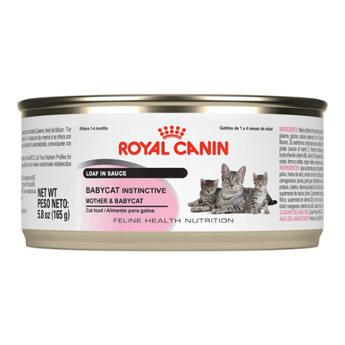Royal Canin Feline Health Nutrition Baby Cat Instinctive Cans