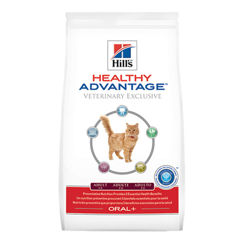 Hill's Healthy Advantage™ Adult Oral+ Cat Dry