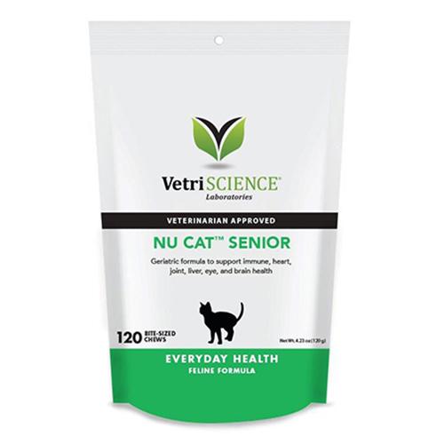 Nu Cat™ Senior Bite-Sized Chews