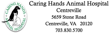Caring Hands Animal Hospital of Centreville