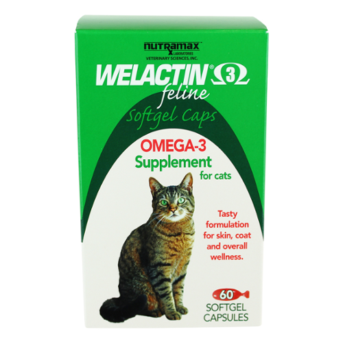 Welactin® Cat Softgel Twist Caps