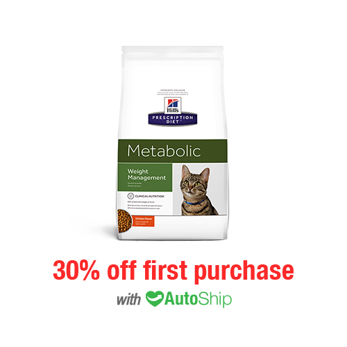 Hill's® Prescription Diet® Cat Metabolic Weight Management Dry