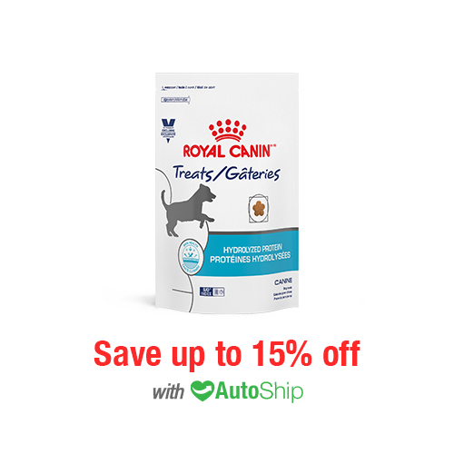 Royal Canin Hydrolyzed Protein Treats for Dogs