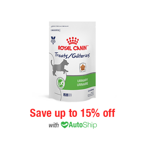 Royal Canin Urinary Treats for Dogs
