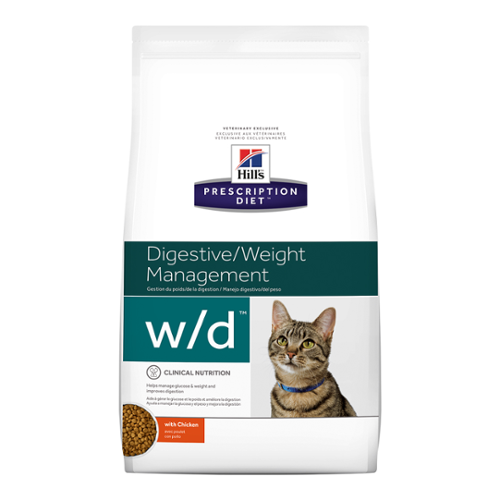 Hill's Prescription Diet® Cat w/d® Dry