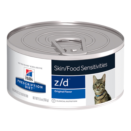 Hill's Prescription Diet® Cat z/d® Ultra Canned