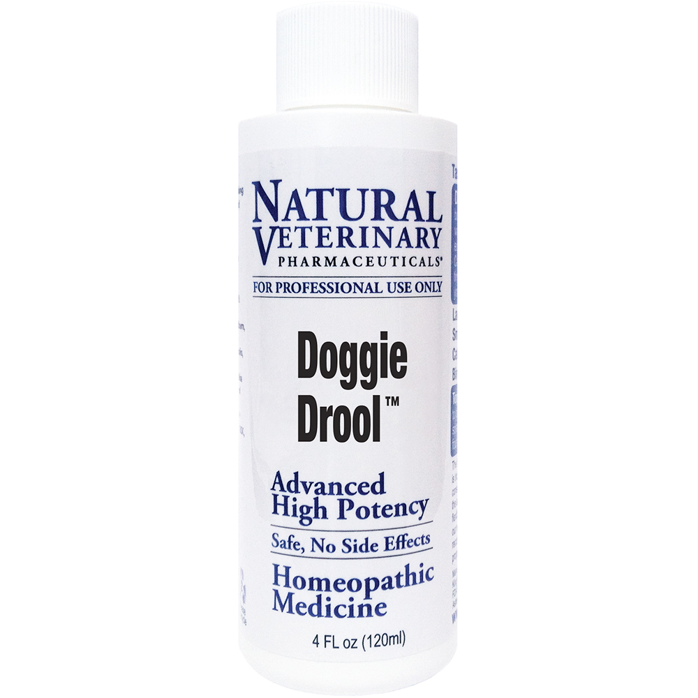 Doggie Drool™ Homeopathic Formula