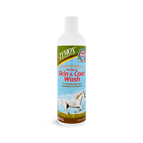 Zymox® Equine Defense® Skin & Coat Wash