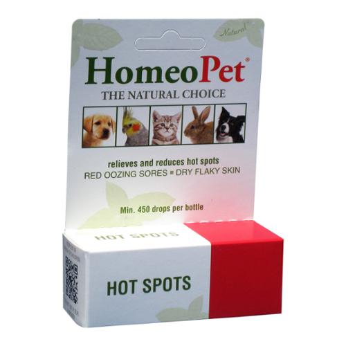 HomeoPet® Hot Spots