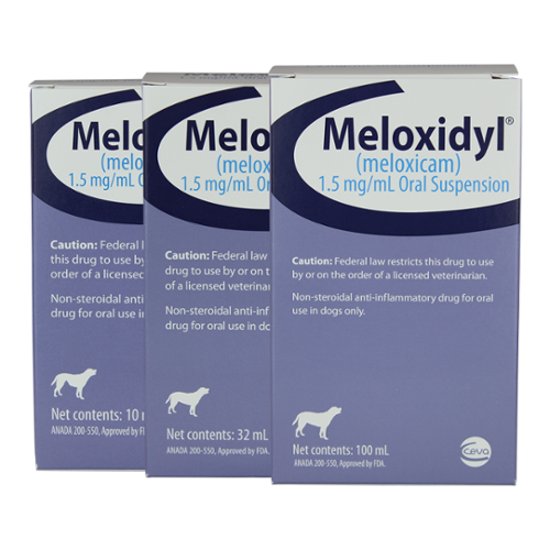 Meloxidyl® Oral Suspension