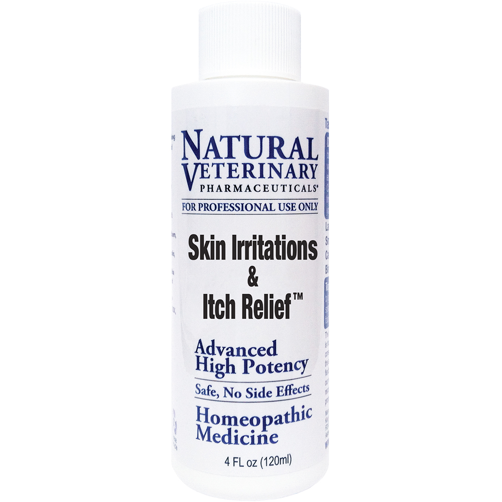 Skin Irritations & Itch Relief™ Homeopathic Formula