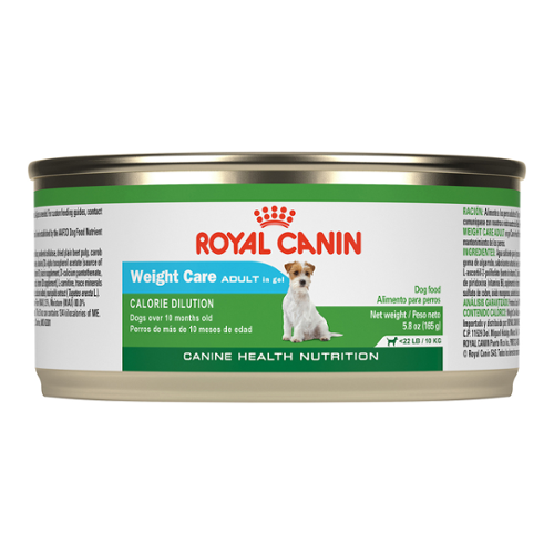 Royal Canin Canine Health Nutrition (Small Dogs) Weight Care Adult in Gel Cans