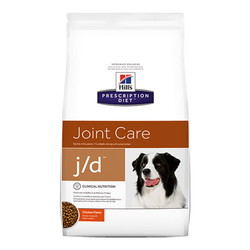 Hill's® Prescription Diet® Dog j/d® 27.5lb Bag