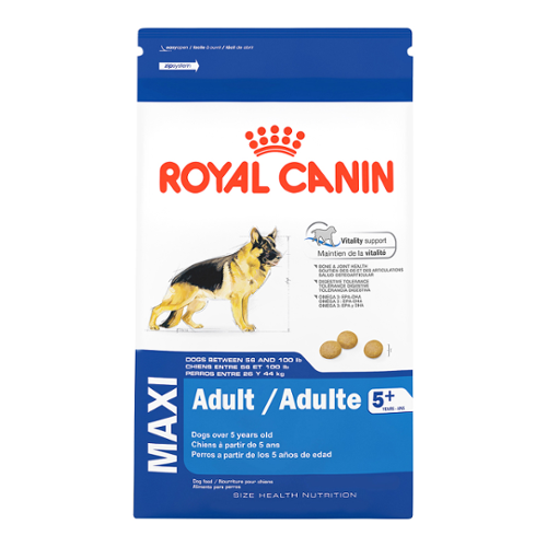 Royal Canin Size Health Nutrition MAXI Adult 5+ Dry