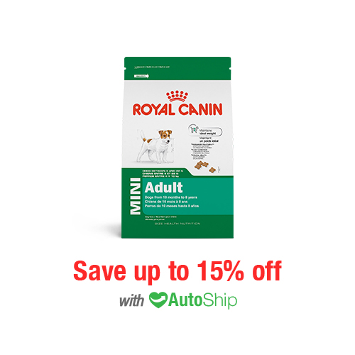 Royal Canin Size Health Nutrition MINI Adult Dry