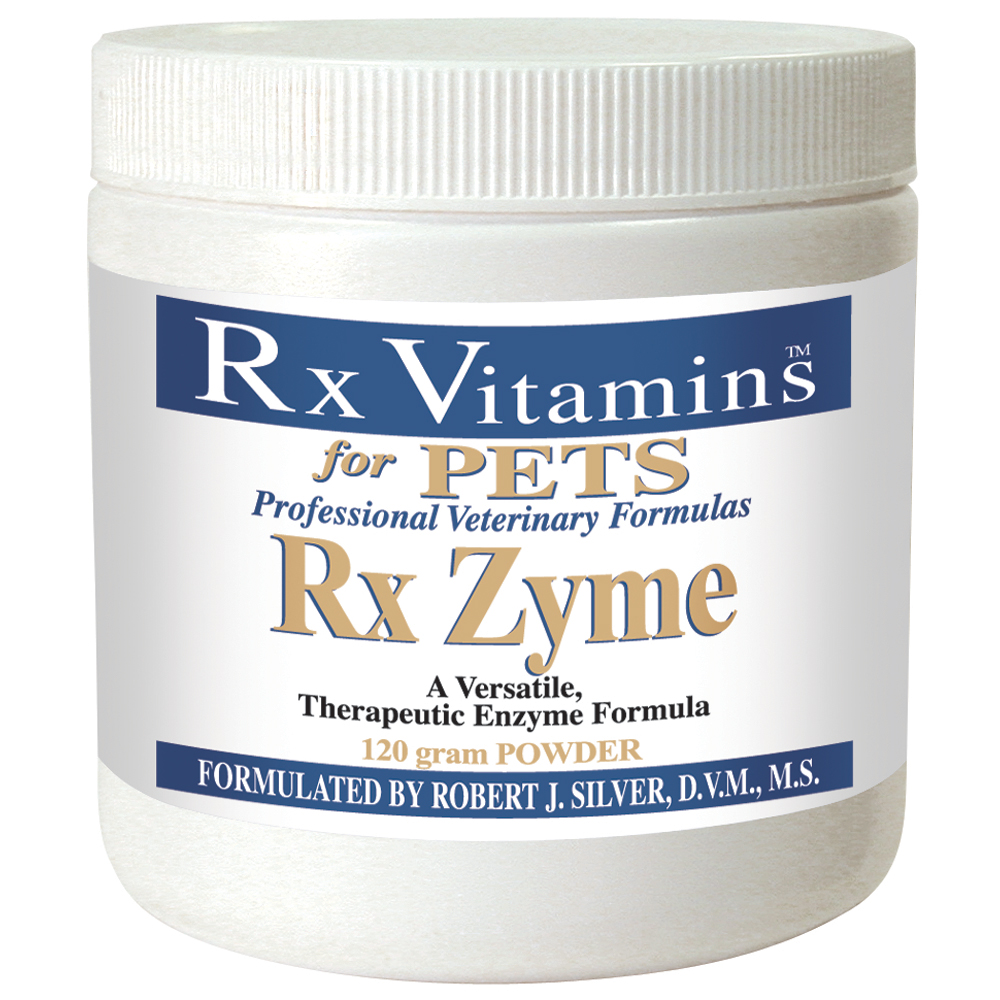 Rx Zyme Powder for Dogs & Cats