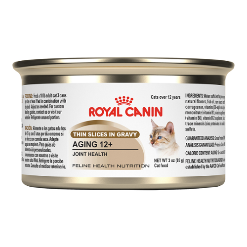 Royal Canin Feline Health Nutrition Aging 12+ Cans