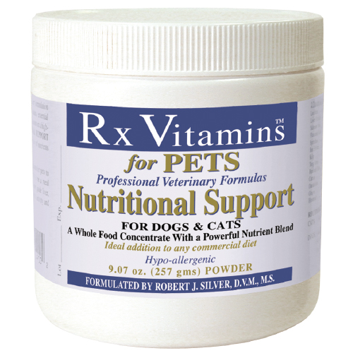 Nutritional Support Powder for Dogs & Cats