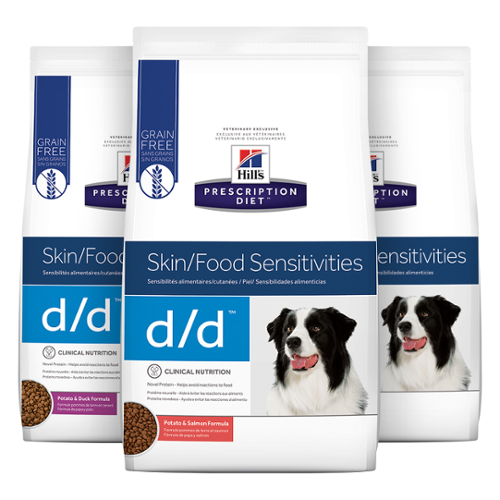 Hill's® Prescription Diet® Dog Grain Free d/d® Dry