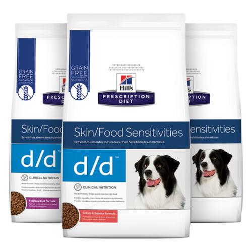 Hill's® Prescription Diet® Dog Grain Free d/d® Dry
