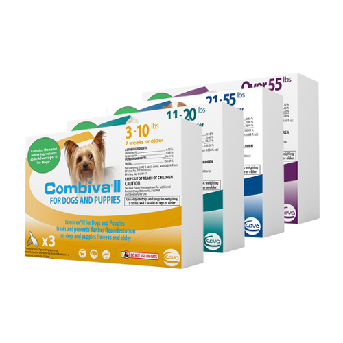 Combiva® II for Dogs