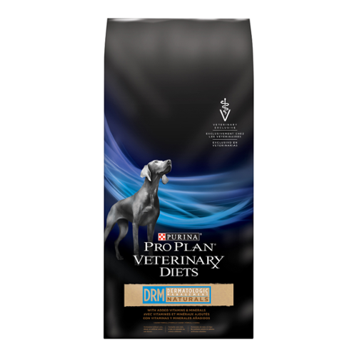 Purina® Pro Plan® Veterinary Diets Dog DRM Dermatologic Management Naturals™ Dry
