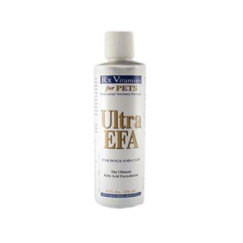 Ultra EFA Liquid Supplement for Dogs and Cats