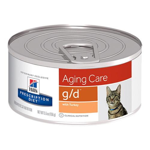 Hill's Prescription Diet® Cat g/d® Canned