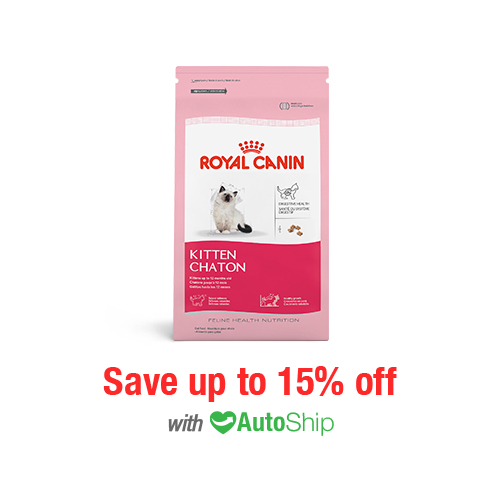 Royal Canin Feline Health Nutrition Kitten Dry