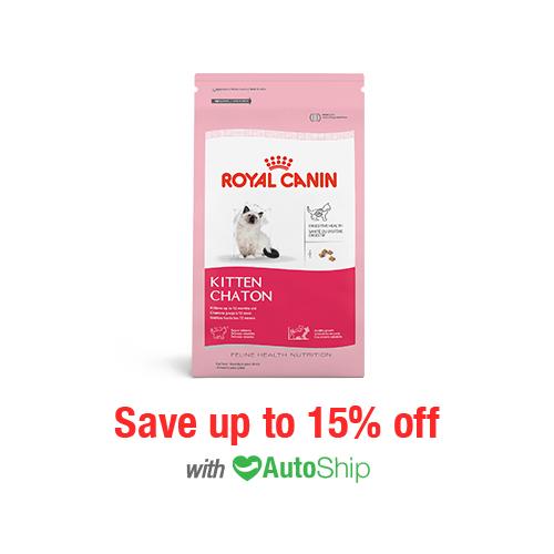 Royal Canin Feline Health Nutrition Kitten Dry