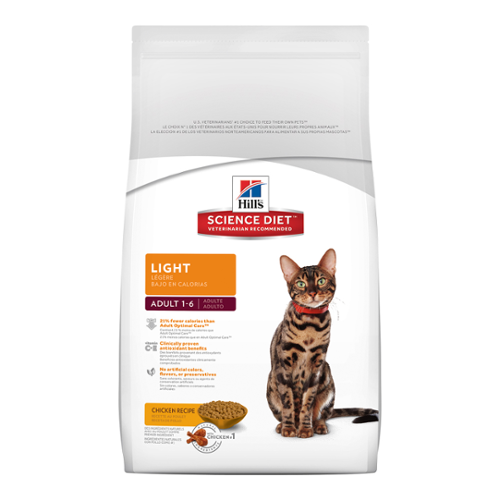 Hill's Science Diet® Cat Adult Light Dry