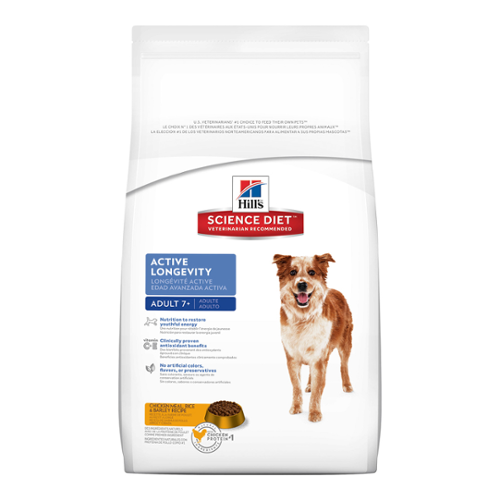 Hill's Science Diet® Dog Mature Adult Active Longevity™ Dry