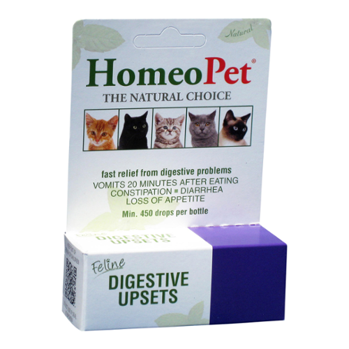 HomeoPet® Feline Digestive Upsets