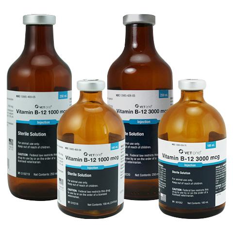 Vitamin B-12 Injection (Cyanocobalamin)
