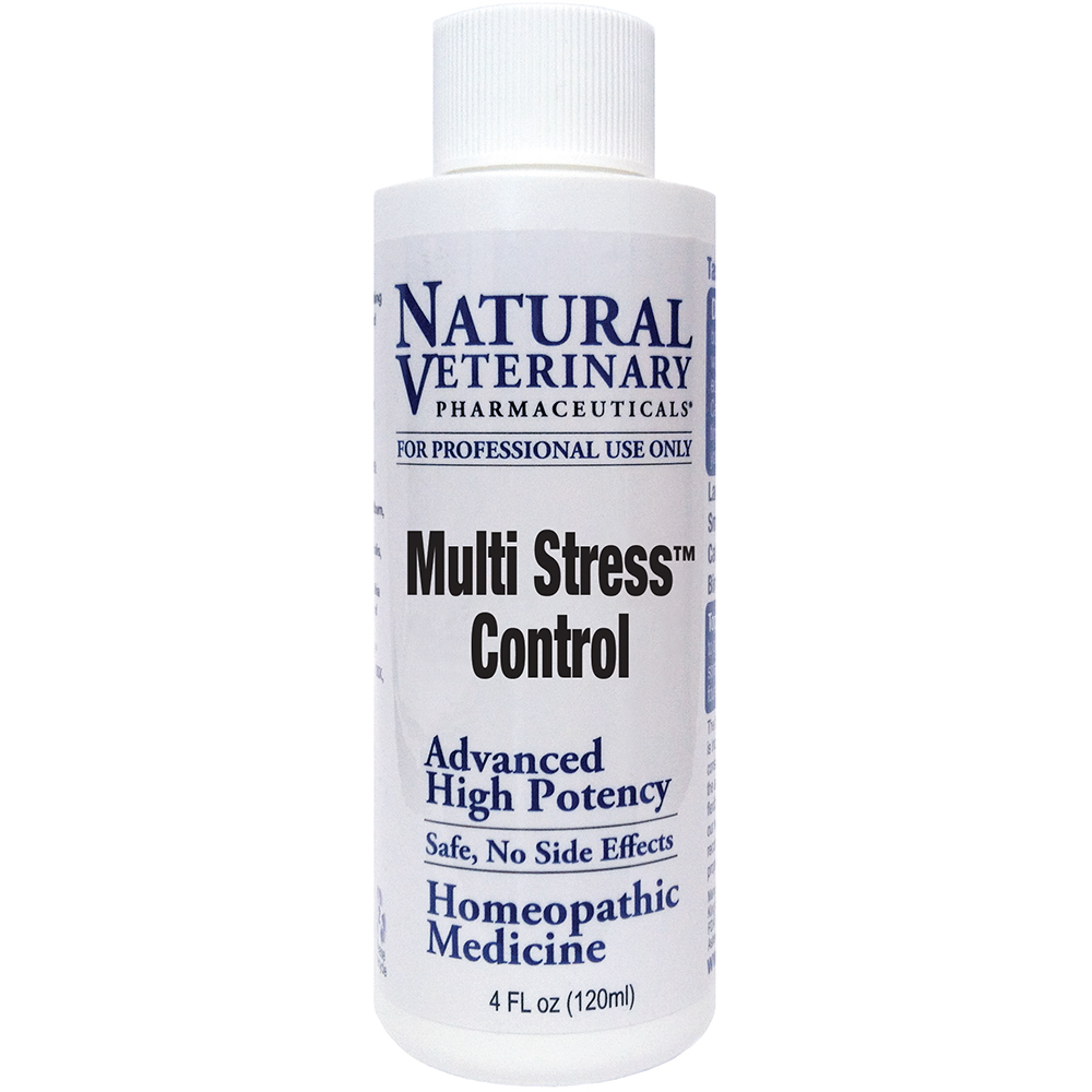 Multi-Stress™ Control Homeopathic Formula