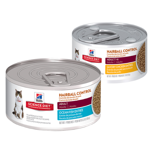 Hill's Science Diet® Cat Hairball Control Canned