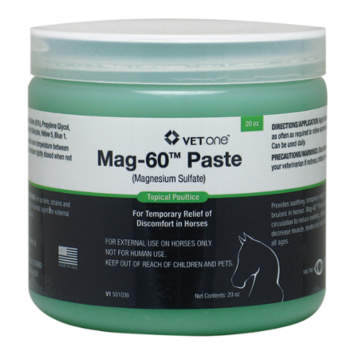 Mag-60™ Paste Topical Poultice