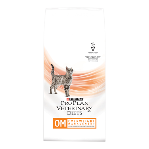 Purina® Pro Plan® Veterinary Diets Cat OM Overweight Management® Diet Dry