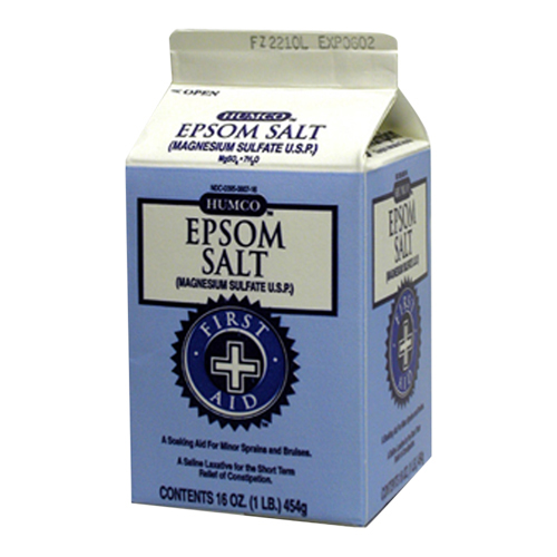 Epsom Salt Crystal