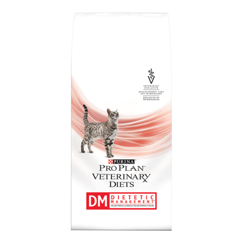 Purina® Pro Plan® Veterinary Diets Cat DM Dietetic Management® Dry