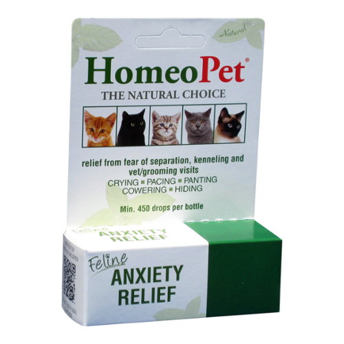 HomeoPet® Feline Anxiety Relief