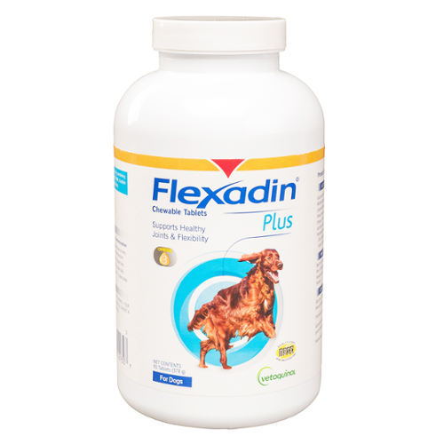 Flexadin® Plus Chewable Tablets