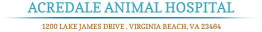 Acredale Animal Hospital
