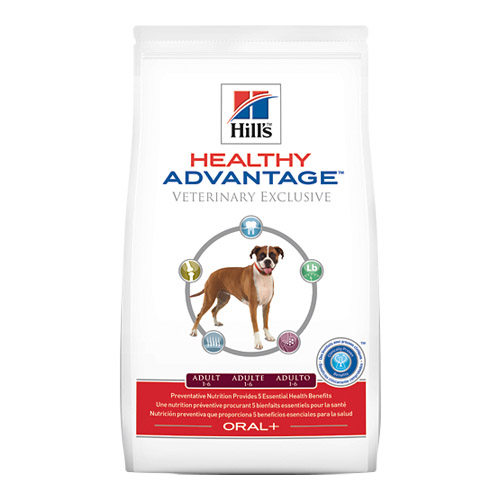 Hill's Healthy Advantage™ Adult Oral+ Dog Dry