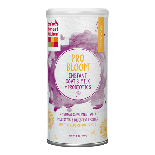 The Honest Kitchen® Pro Bloom™ Instant Goat's Milk Plus Probiotics for Cats & Dogs