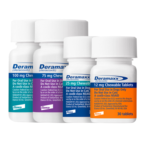 Deramaxx® Chew Tablets