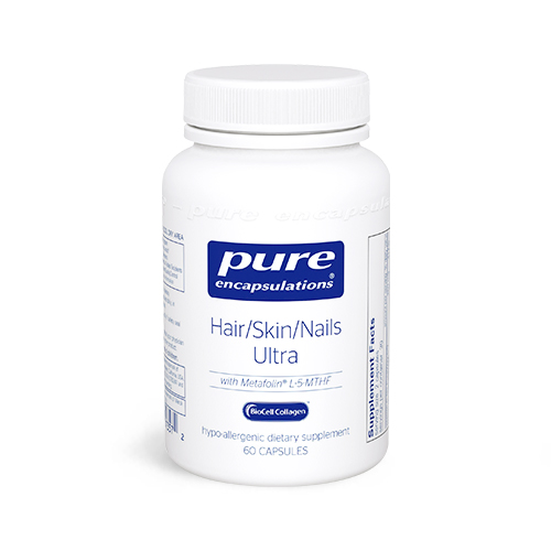 Pure Encapsulations® Hair/Skin/Nails Ultra Capsules